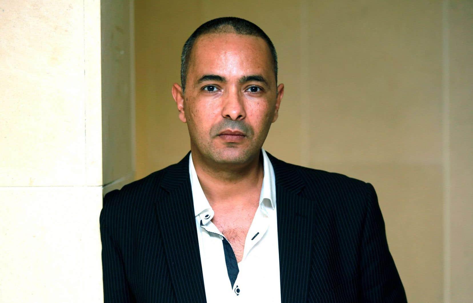 L'écrivain algérien Kamel Daoud