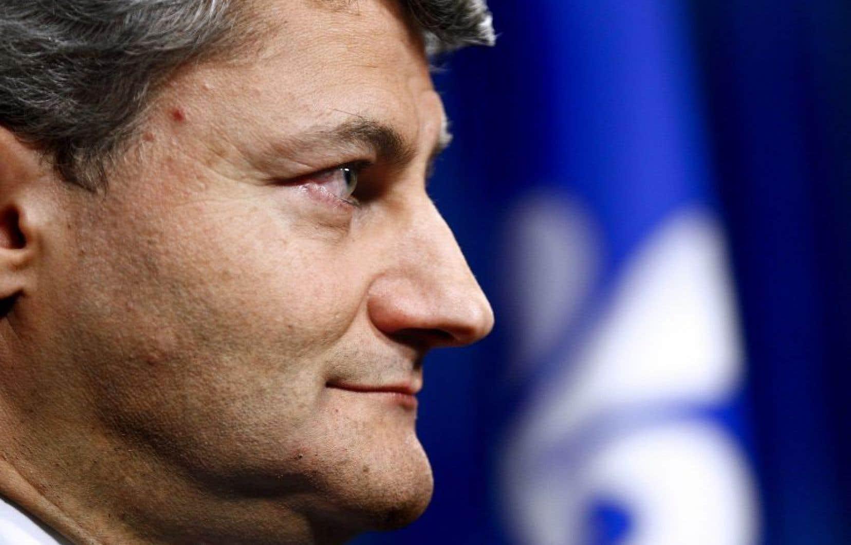 Gérard Deltell est l'un des candidats vedettes repêchés par le lieutenant du premier ministre Stephen Harper au Québec.