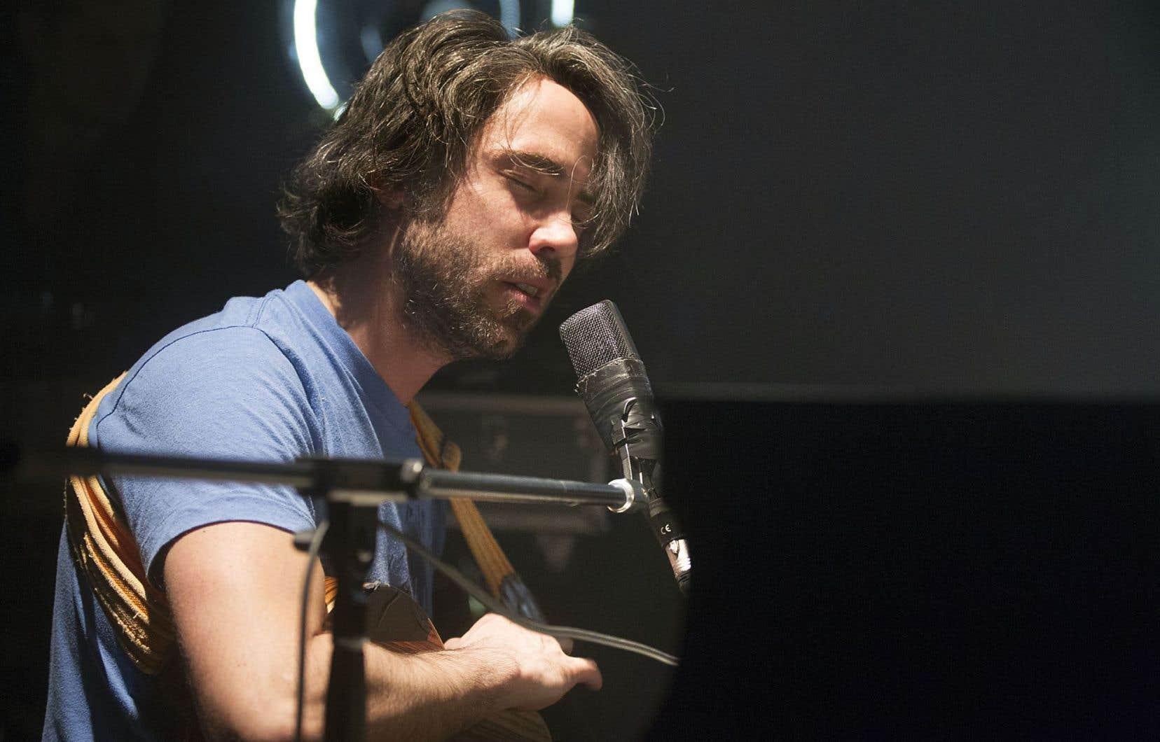 Le musicien Patrick Watson