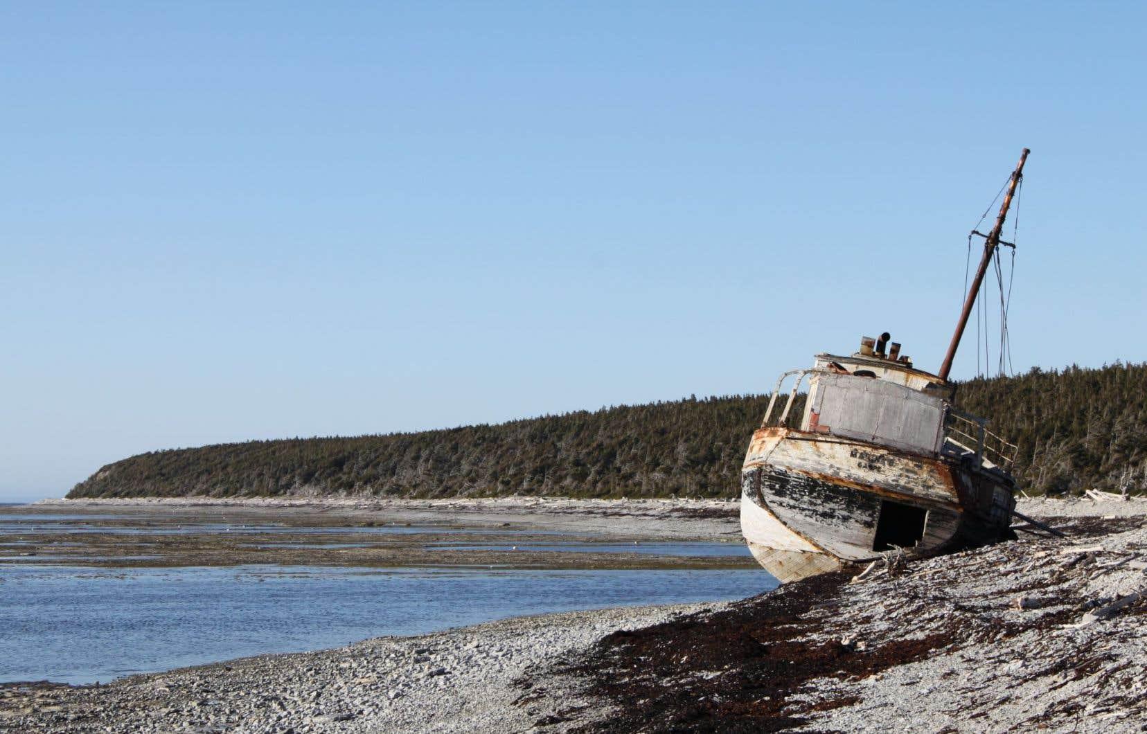 Aucun gisement pétrolier n'a jusqu'ici été découvert sur Anticosti, malgré des décennies de recherche financée notamment par l'État québécois.