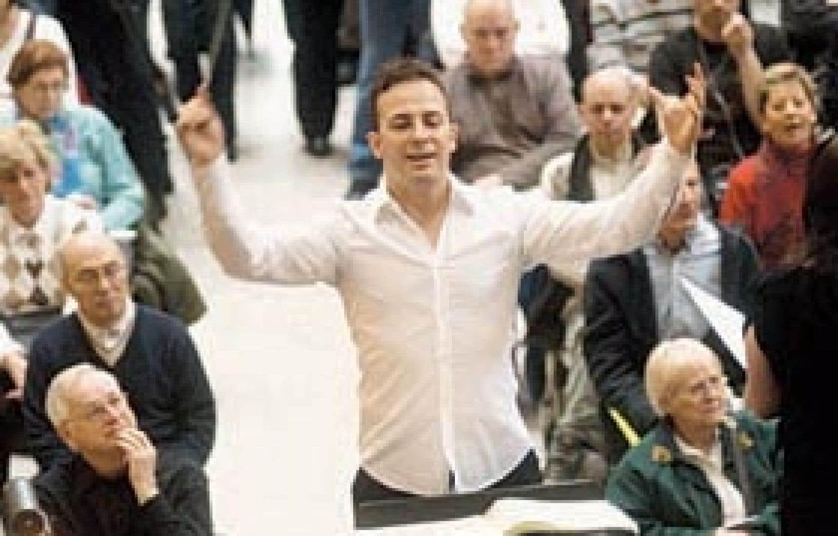 Le directeur artistique et chef principal de l'Orchestre Métropolitain, Yannick Nézet-Séguin, qui célébrera son dixième anniversaire dans ses fonctions, promet un début de saison fulgurant.