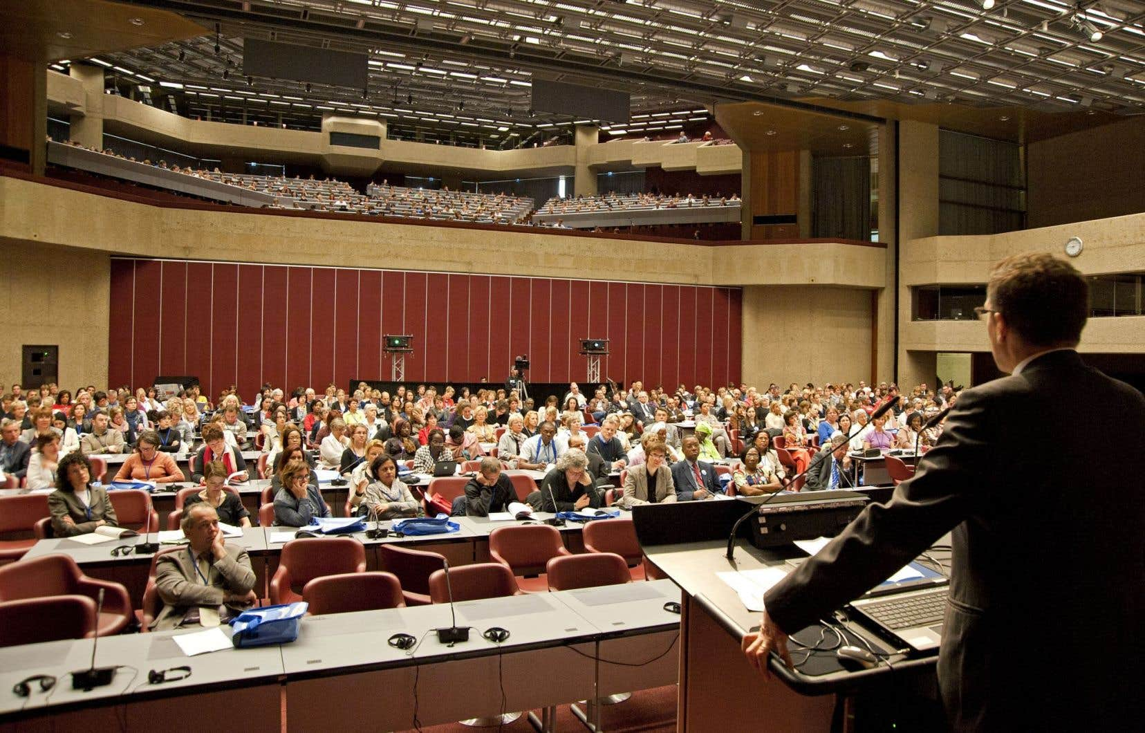 Le 6e congrès international du Secrétariat international des infirmières et infirmiers de l'espace francophone se tiendra à Montréal, du 31 mai au 5 juin.