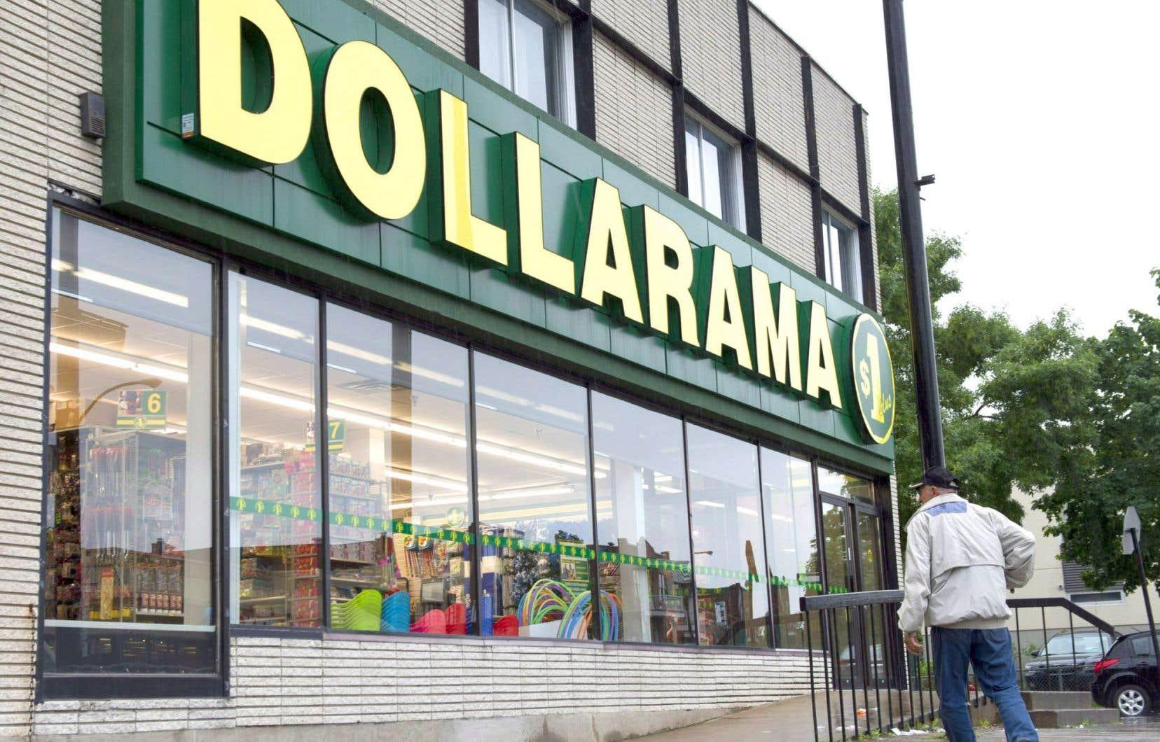 Selon Moody's, la progression du bénéfice d'exploitation de neuf grandes sociétés, dont Dollarama — qui devrait offrir la meilleure performance dans le lot —, Metro, Rona et Groupe Jean Coutu, sera moins marquée.