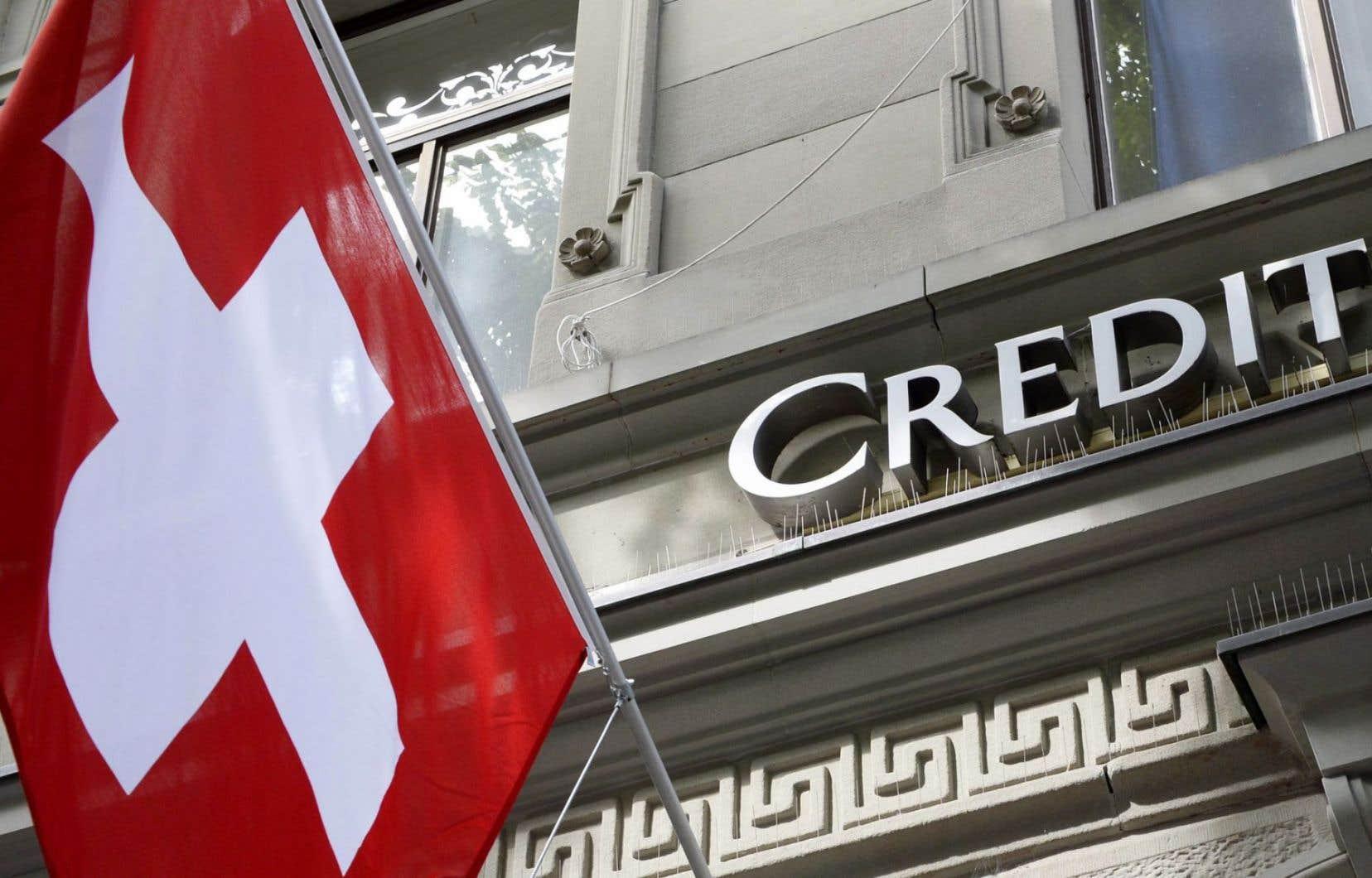 L'accord EAI signifie ipso facto la fin du secret bancaire suisse pour les clients étrangers des banques helvètes.