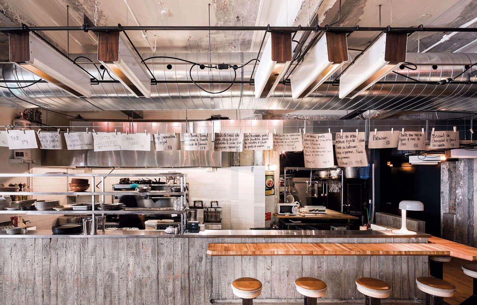 Au nombre des grands gagnants du dernier gala des prix Commerce Design Montréal, Zébulon Perron est reparti avec quatre prix pour le bar Furco (photo), la boulangerie Hof Kelsten, les restaurants Le Rosemont et Impasto.