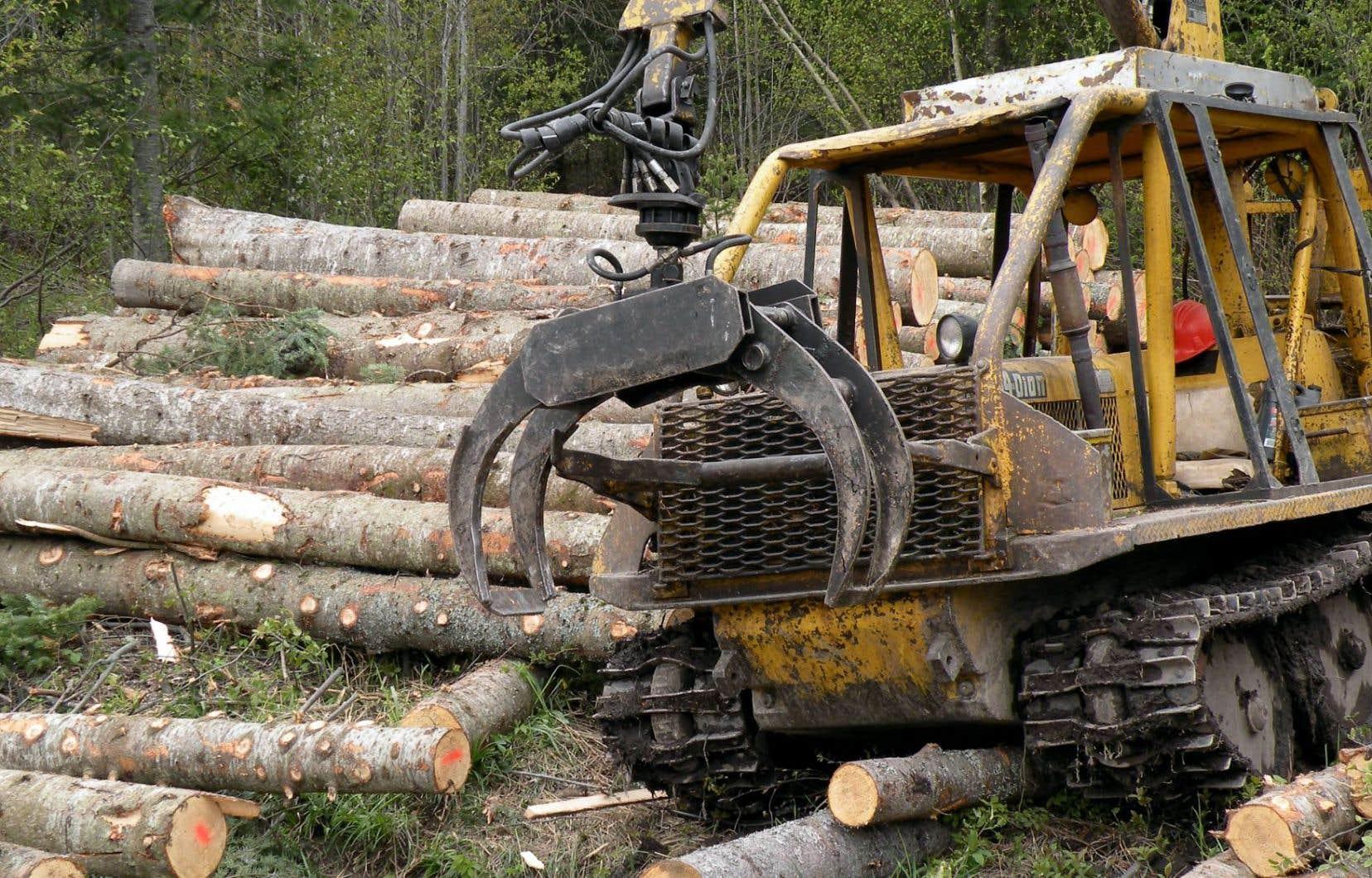 Au coeur de ces récriminations se trouve Produits forestiers Résolu, qui a perdu fin 2013 deux certifications du Forest Stewardship Council (FSC) au Lac-Saint-Jean.