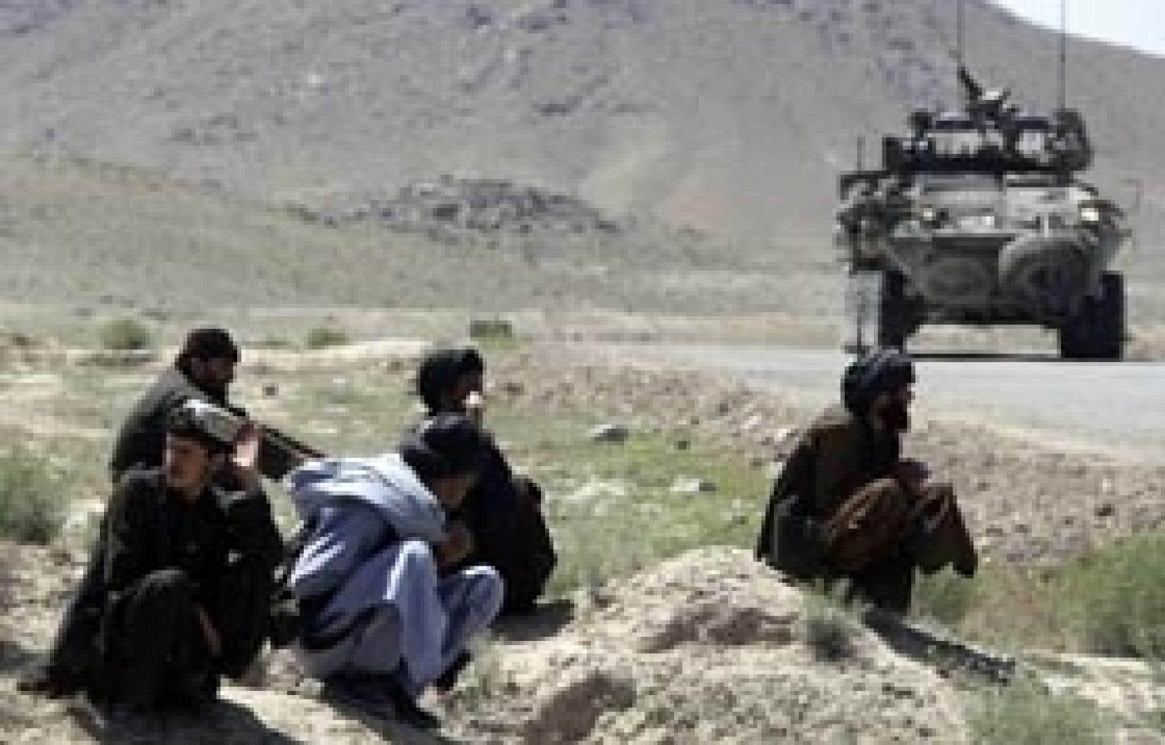 La situation en Afghanistan est discutée sur toutes les tribunes ces temps-ci.