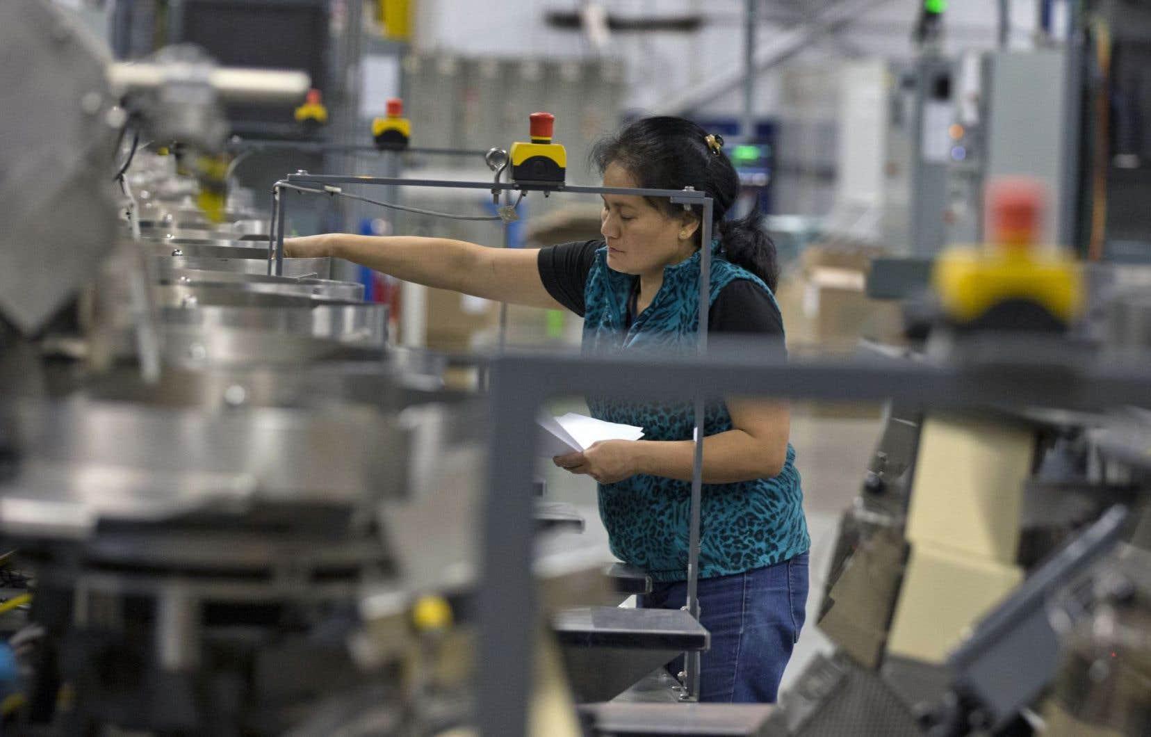 Le Québec compte quelque 7000 entreprises d'économie sociale, qui procurent du travail à plus de 150 000 personnes.