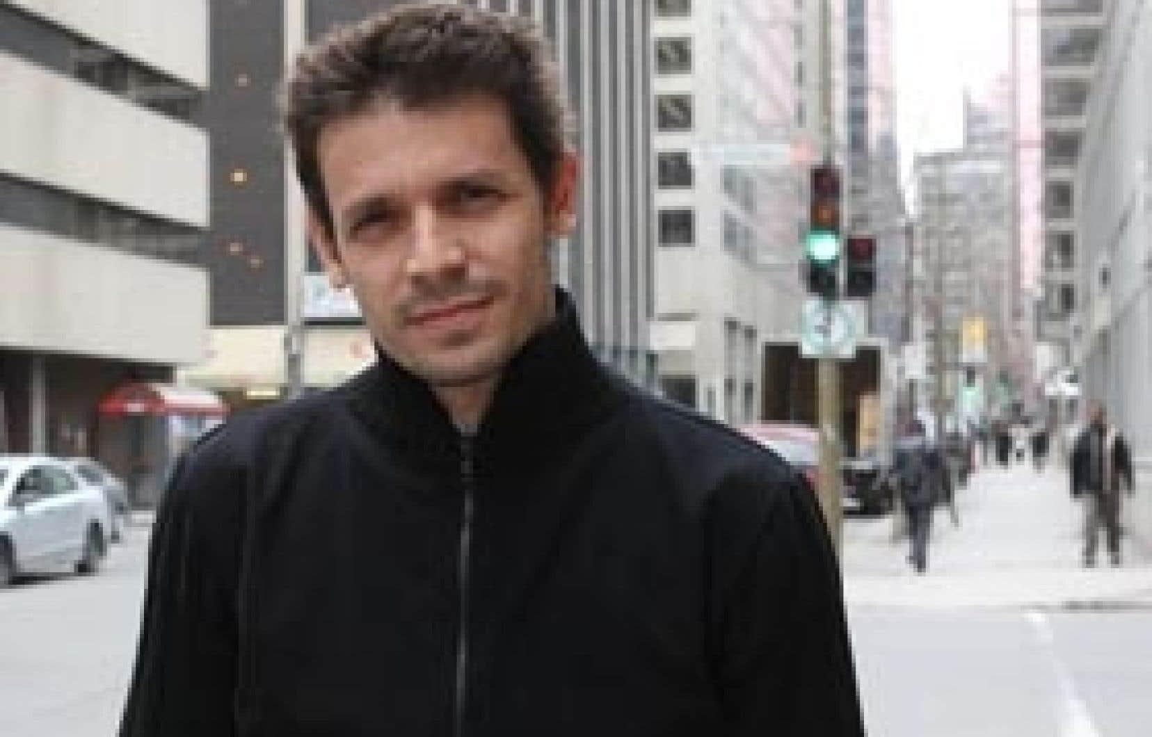 Le cinéaste argentin Daniel Burman