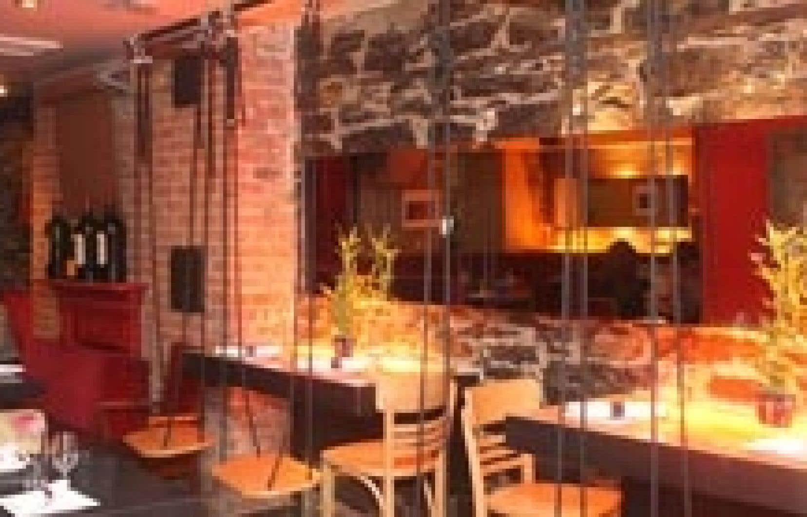 Le restaurant Confusion est un des meilleurs choix pour se restaurer avant les spectacles.