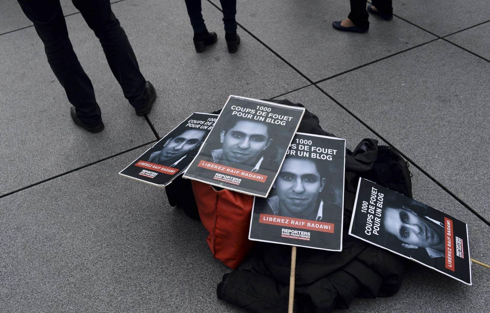 Partout dans le monde, d'autres voix ont demandé à l'Arabie saoudite de libérer Raïf Badawi.