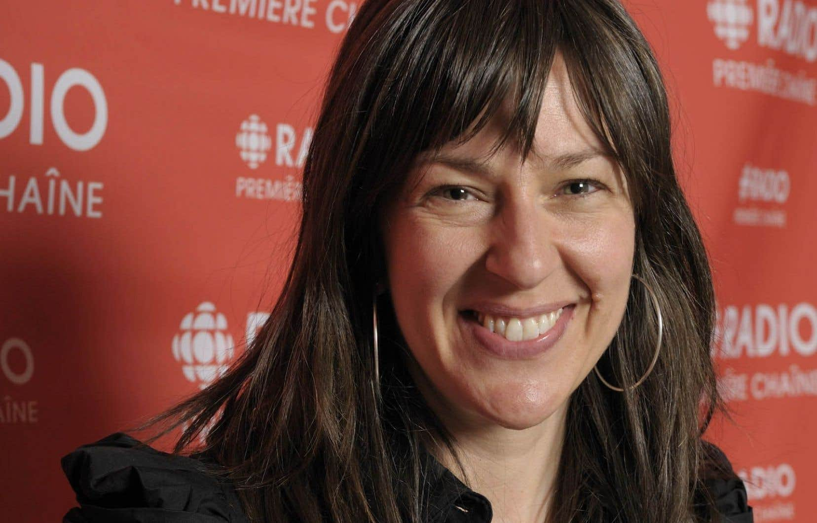 L'émission «Les incontournables» sera animée par Marie-Louise Arsenault.