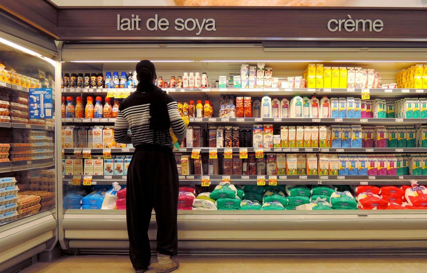 Dorénavant, l'étiquetage révélera la quantité totale en grammes des sucres présents dans un aliment.