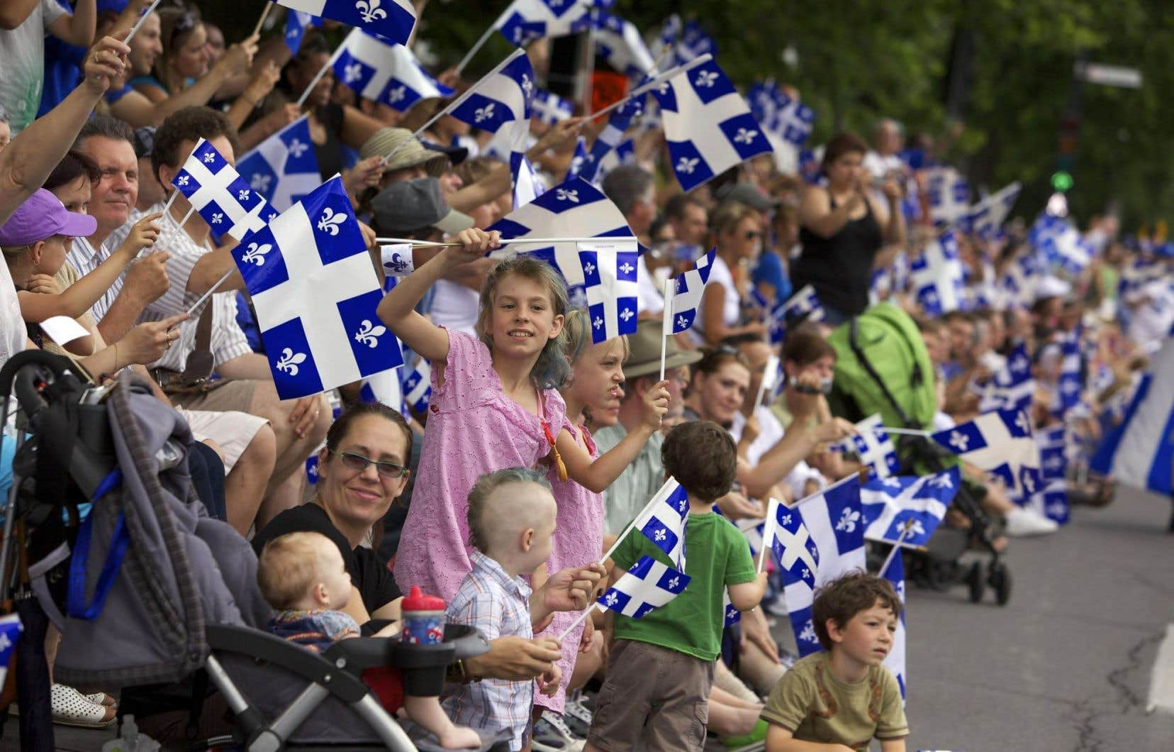 La population québécoise est attachée à sa Fête nationale et reconnaît son caractère rassembleur.