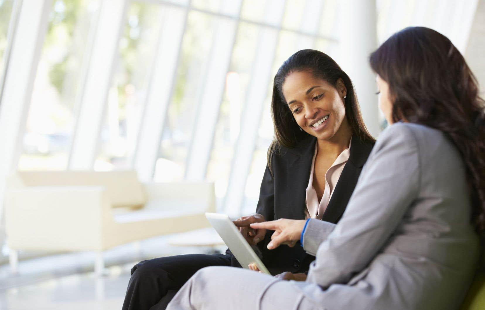 La proportion des femmes dans les ordres professionnels est passée de 56% à 61% en dix ans.