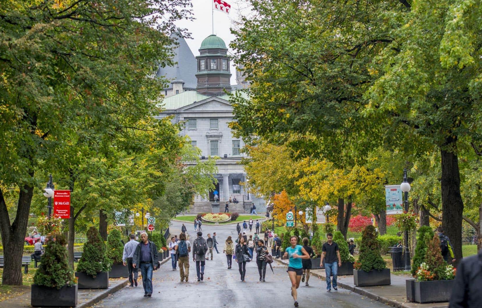 Une équipe d'enquête de l'Association des facultés de médecine du Canada s'est rendue à l'Université McGill à la fin février.<br />