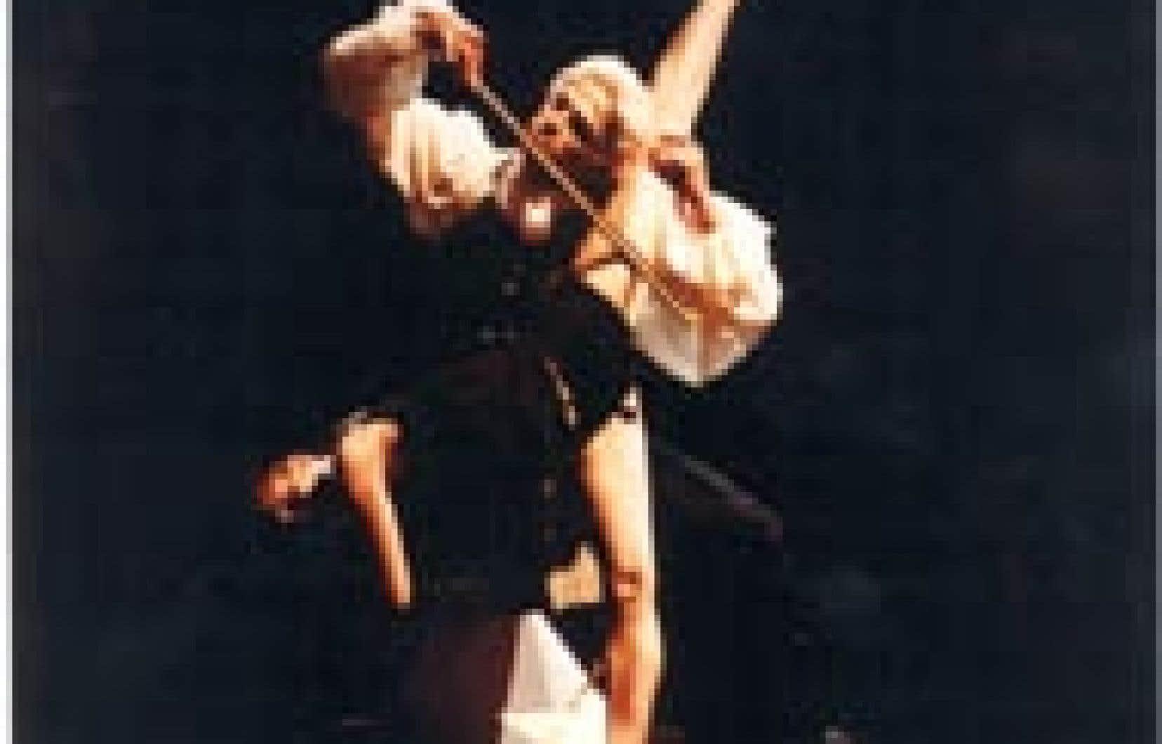 Difficile de ne pas succomber à la beauté du travail de Nacho Duato. — Photo: Compania nacionale de danza