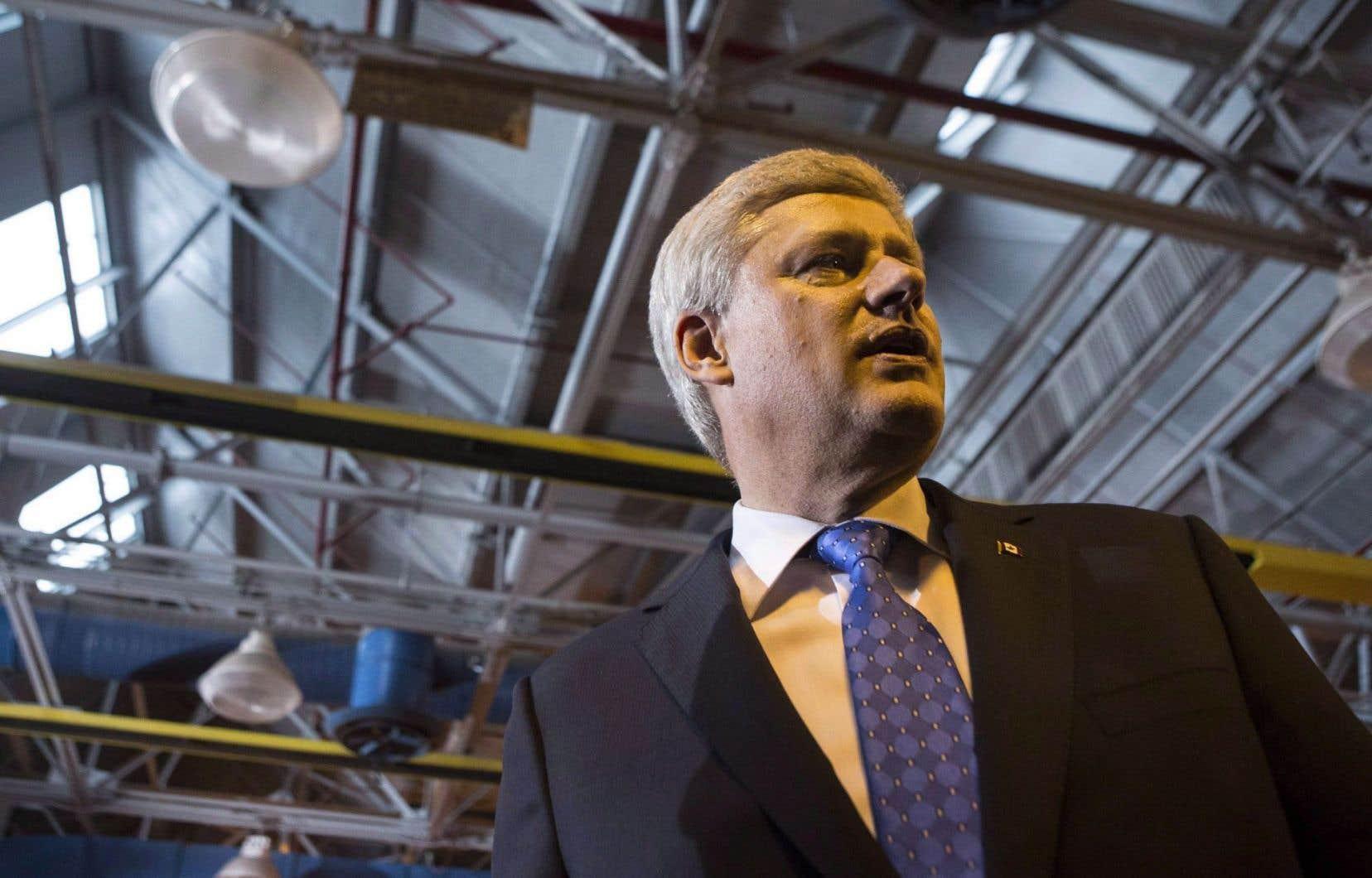Le groupe HarperPAC confirme qu'il compte tout mettre en œuvre pour faire passer son message dans les prochains mois et favoriser la réélection de Stephen Harper.