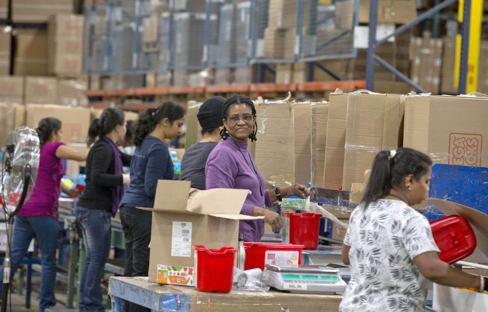 La Coalition avenir Québec estime qu'il faut aider les immigrants à s'intégrer non seulement pour préserver les valeurs québécoises, mais aussi pour ouvrir le marché du travail aux nouveaux arrivants.