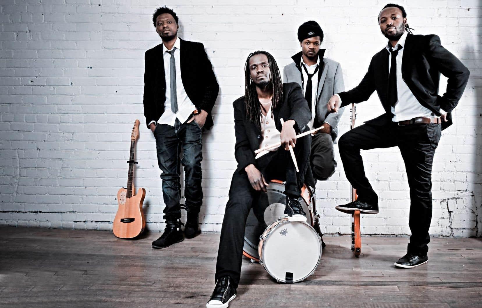 Le groupe H'Sao présentera son nouveau disque lors du festival.