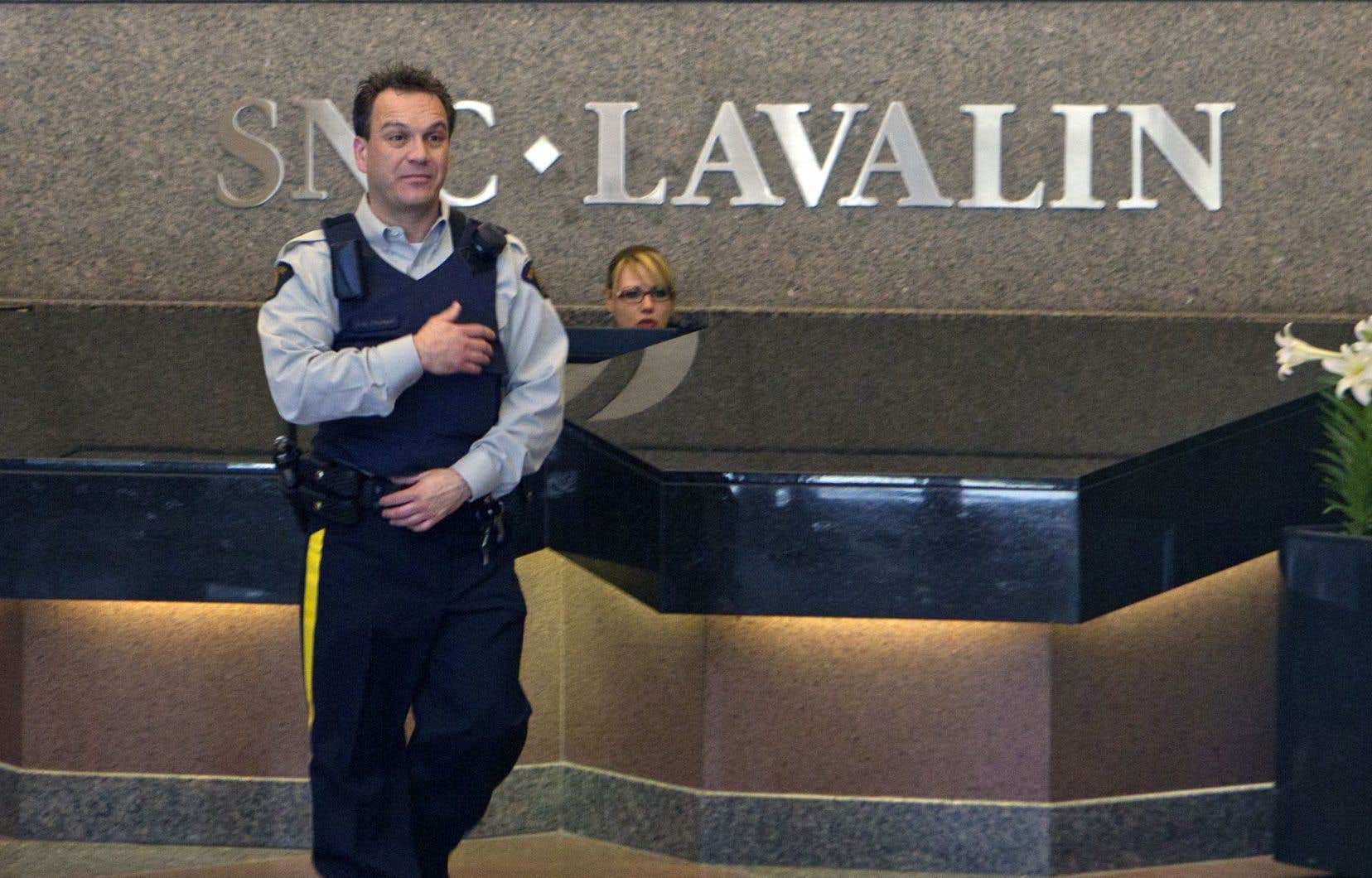 Selon la GRC, SNC-Lavalin aurait versé 47,7millions à des titulaires de charges publiques en Libye dans le but de les influencer.