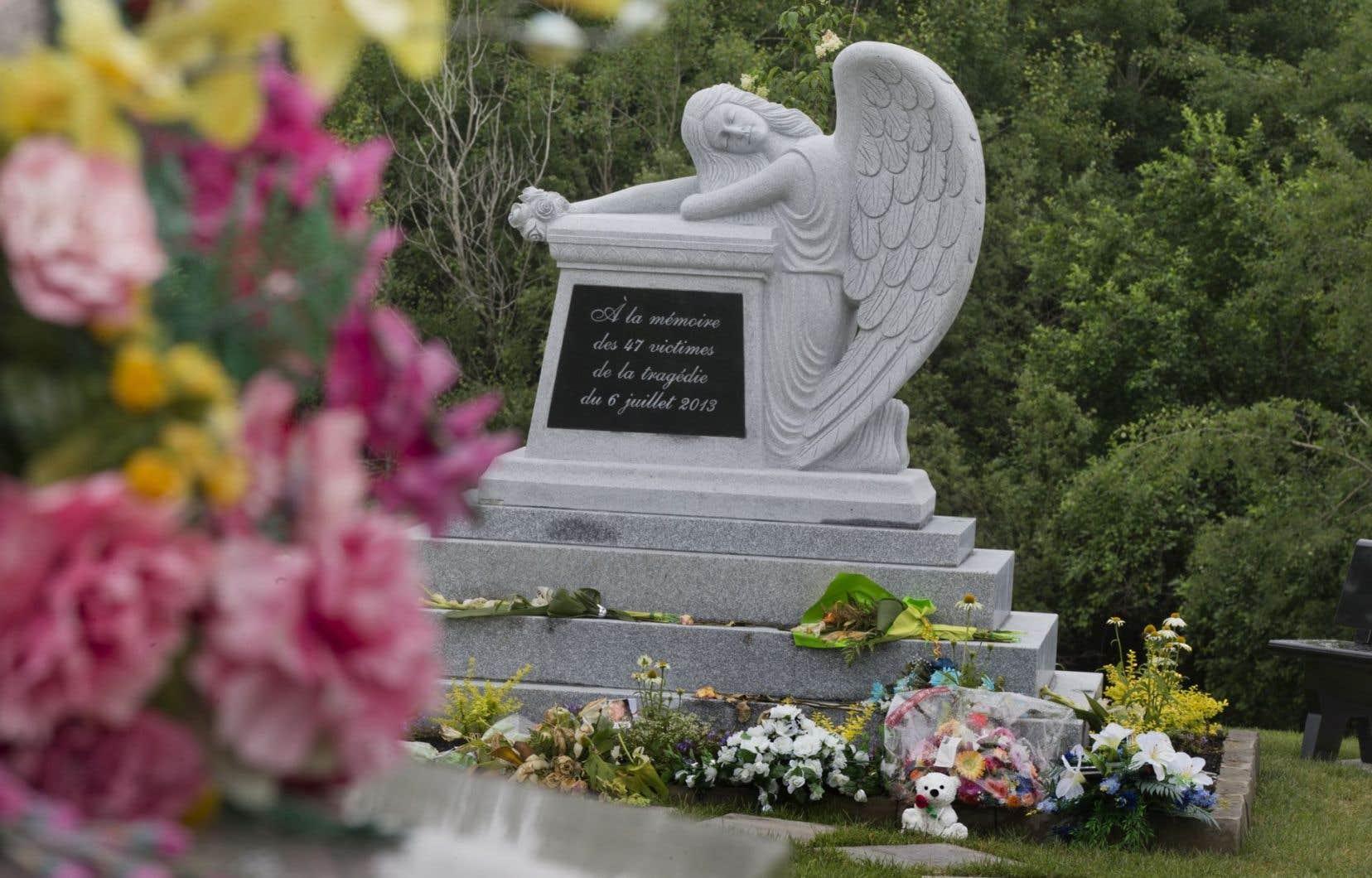 L'an dernier, la Ville a inauguré un monument à la mémoire des 47 victimes.