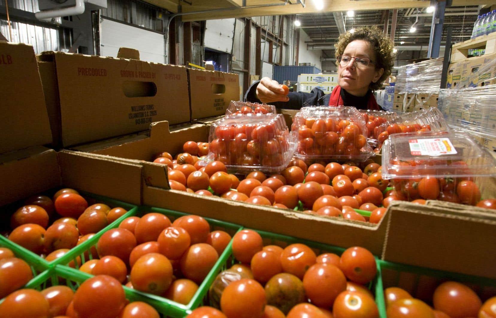 Depuis ces débuts en 2013, la cueillette des denrées périssables en supermarché a permis aux organismes participants d'épargner 4,2 millions en achat d'aliments.
