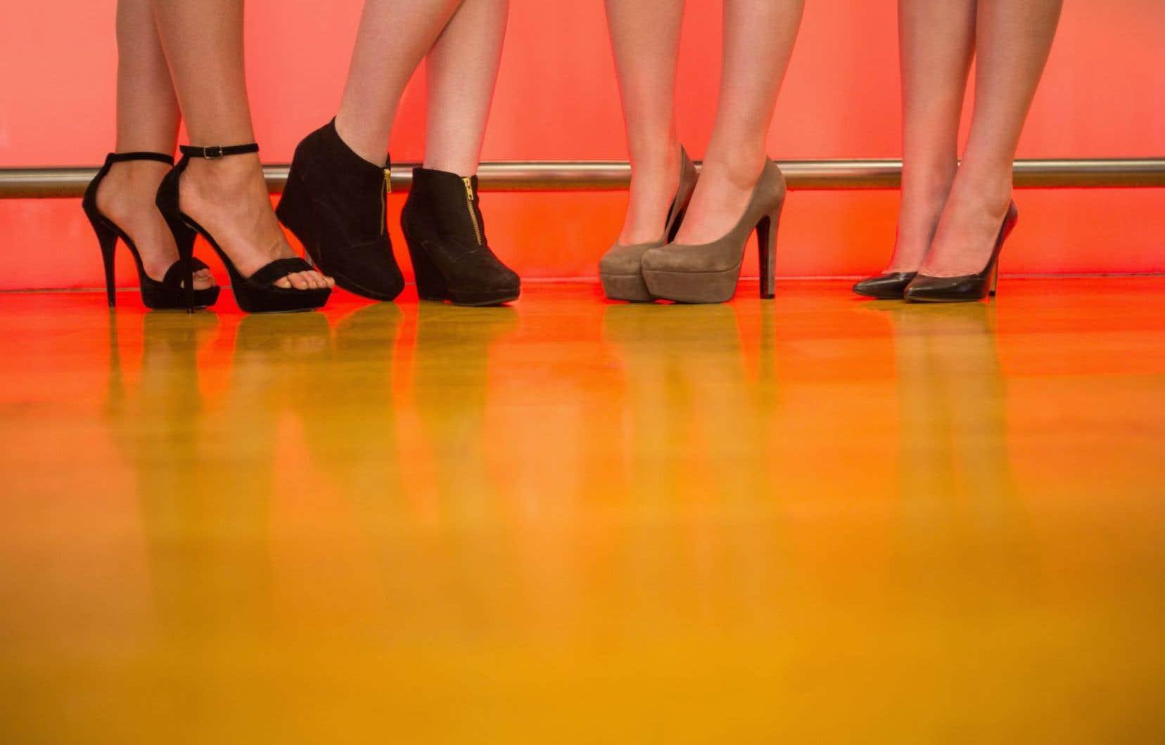Le pouvoir sur la pointe des pieds | Le Devoir