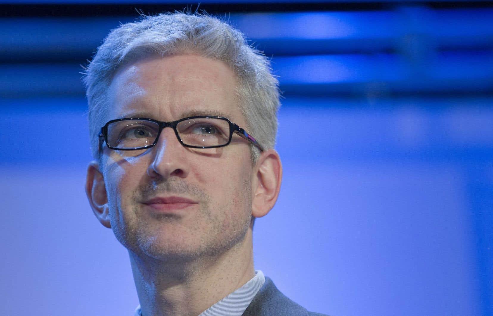 L'économiste et homme politique de 45 ans quittera Morgan Stanley Capital International, où il travaillait depuis août 2013.