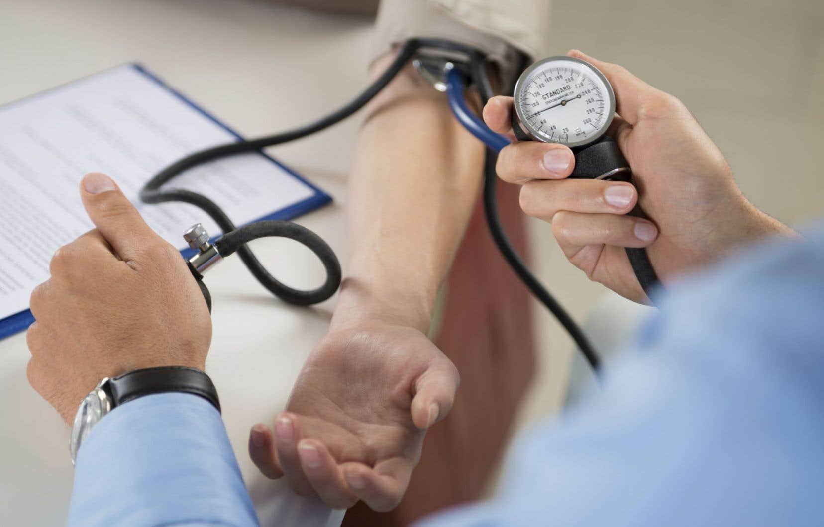 Les statistiques démontrent que 20 % de la population canadienne souffre d'hypertension.