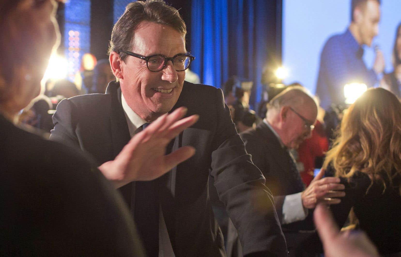 Depuis ses débuts en politique, notamment lors d'un débat à l'Université de Montréal en 2014, Pierre Karl Péladeau s'est dit prêt à parler de la gratuité scolaire.