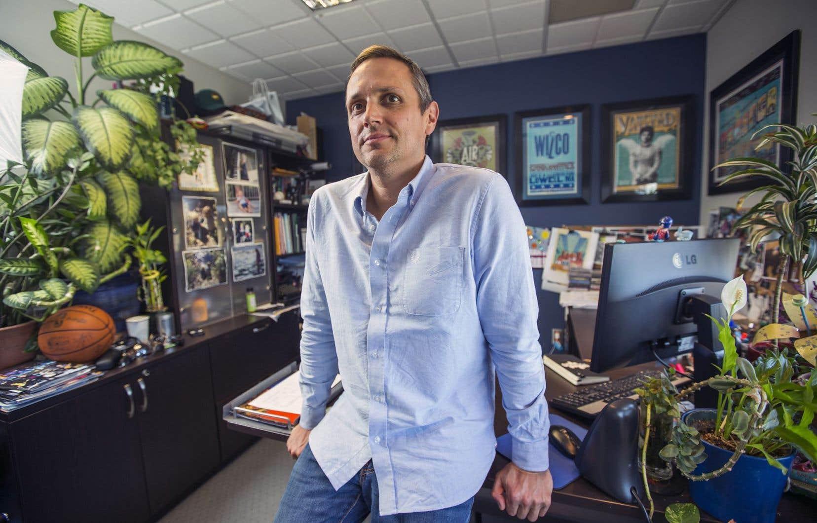 «On sent qu'il faut donner une place importante, maintenant, à des artistes internationaux importants», dit Nick Farkas.