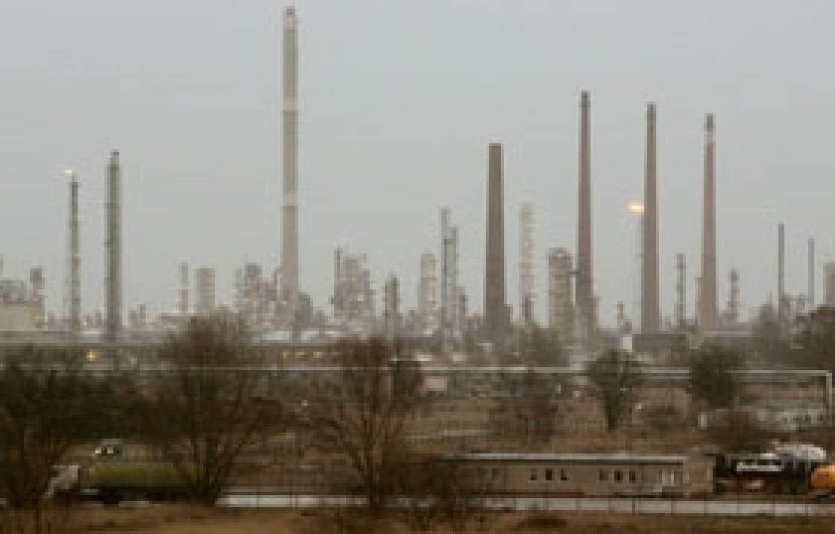 La raffinerie de Schwedt, en Allemagne, risque de manquer de pétrole.