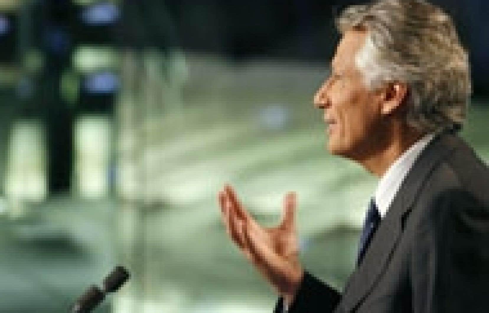 Le premier ministre Dominique de Villepin a sifflé hier la fin de la récréation et a enterré le Contrat première embauche.