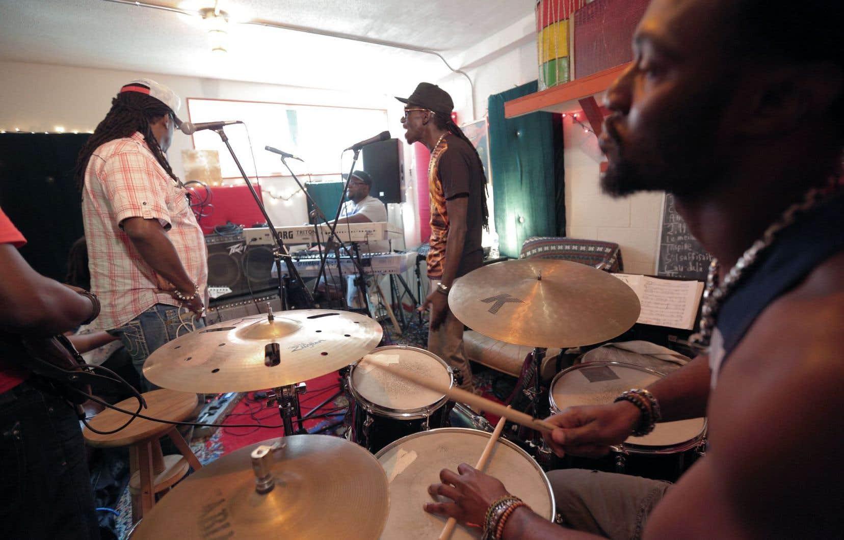 Positive Black Soul a voulu créer une identité originale pour l'Afrique urbaine.