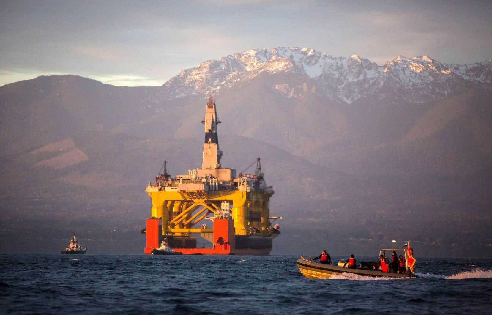 Shell n'en est pas à ses premiers forages en Alaska. Son programme d'exploration dans cette région reculée a toutefois pris plusieurs années de retard et a déjà englouti six milliards de dollars.