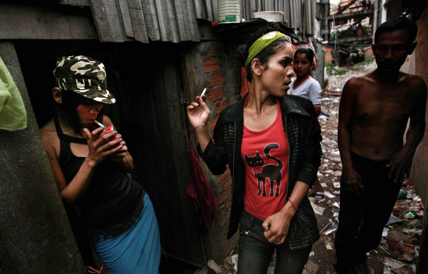 Les 70 sections nationales de l'ONG Amnesty International ont voté ce mardi un texte commun soutenant la dépénalisation de la prostitution.