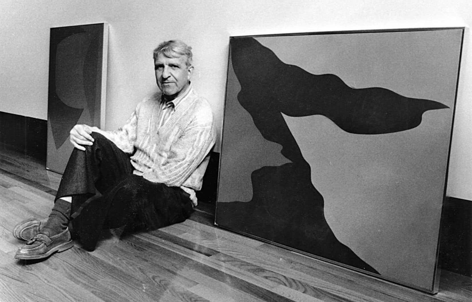 La peinture était pour Fernand Leduc une véritable mystique, une mystique athée, une sorte de dévotion pour l'art abstrait qu'il pratiquait avec une exigence quotidienne.