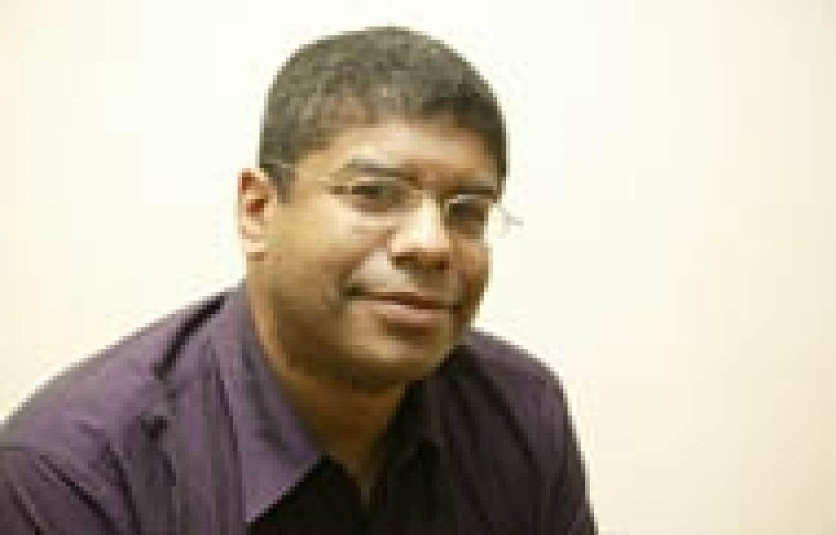 Stanley Péan est le nouveau président de l'Union des écrivaines et des écrivains québécois.