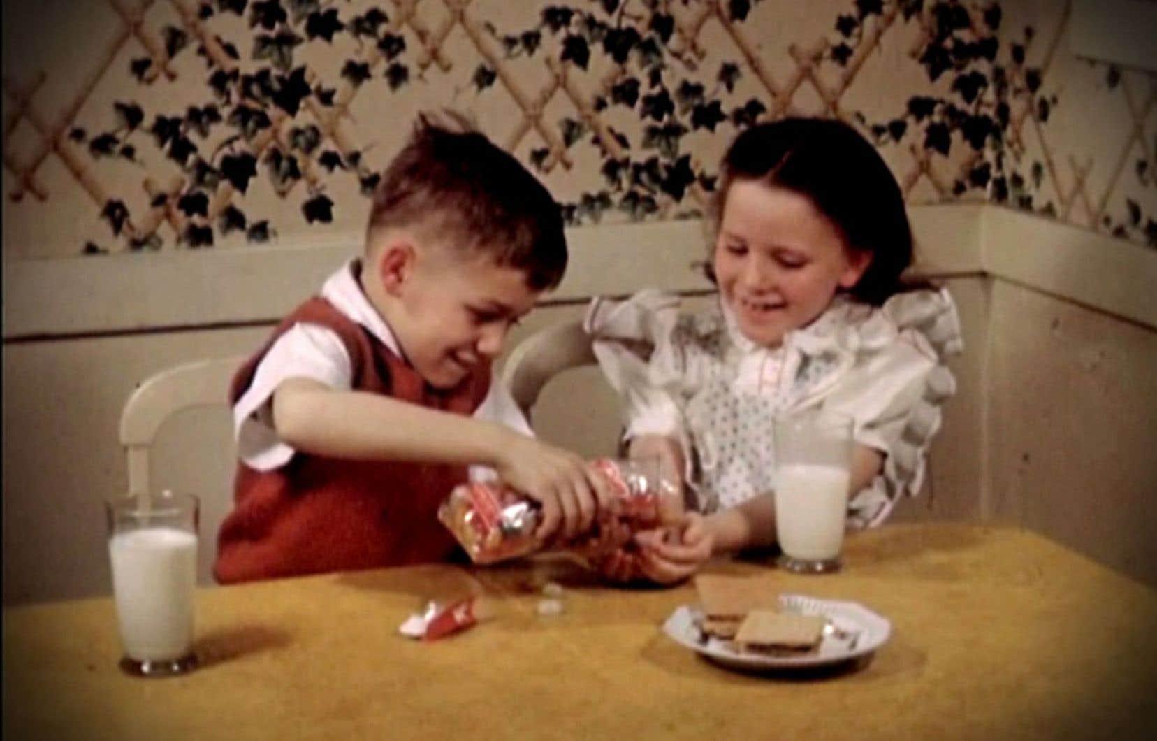 Le documentaire «Sugar Coated» montre notamment des pubs vantant les mérites du sucre.