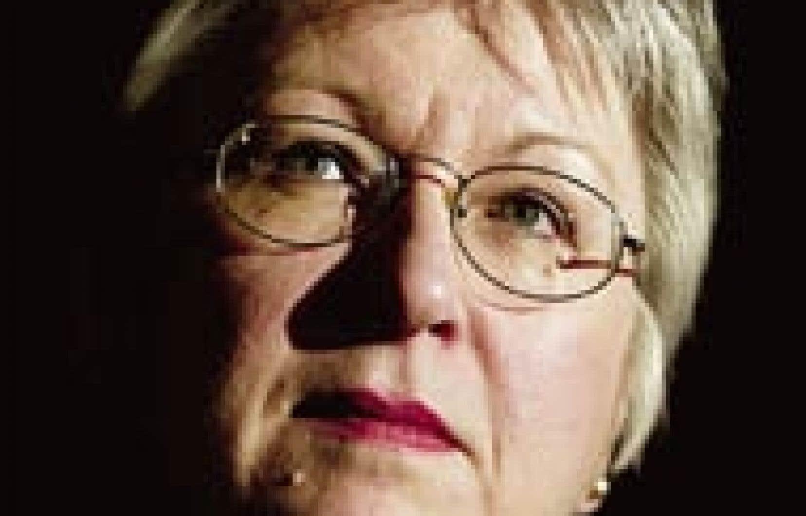 Sheila Fraser a rendu public hier un rapport troublant sur l'ancien Programme fédéral des commandites.