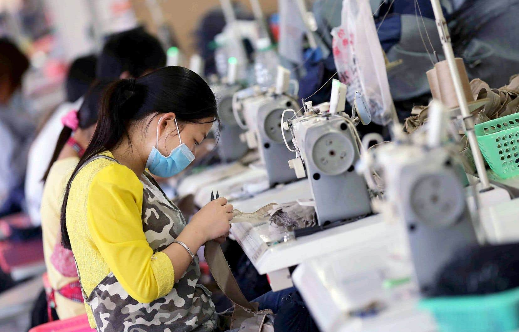 La production industrielle a enregistré un très fort ralentissement en juillet.