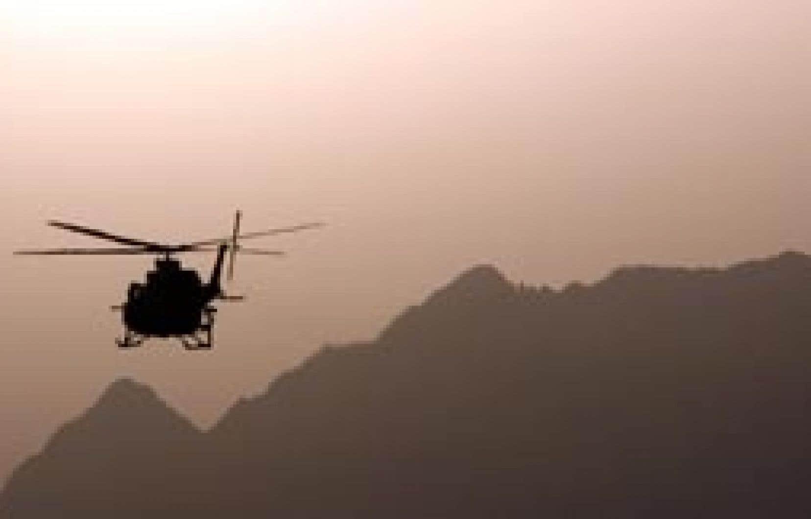 Les soldats tués participaient à une opération majeure afin de démanteler des centres de commandement talibans et leurs réseaux d'approvisionnement.