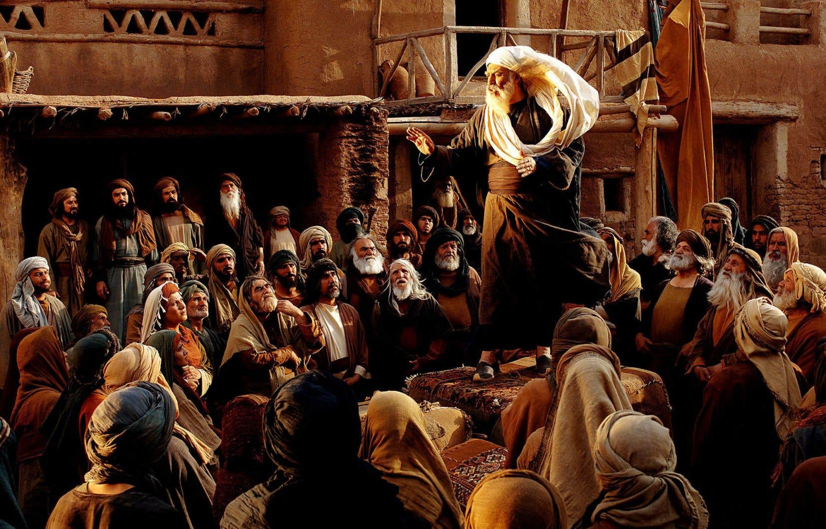 Scène du film «Mohammad», de l'Iranien Majid Majidi, sur l'enfance du prophète Mahomet