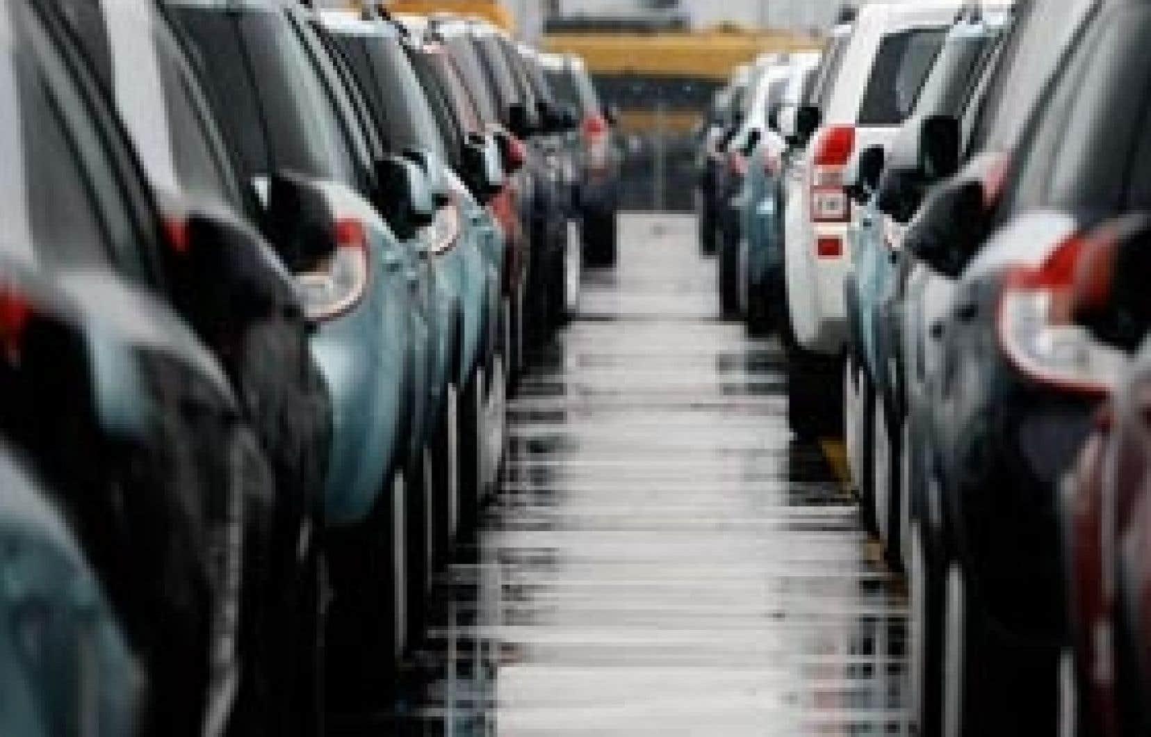 Par rapport à janvier 2008, le nombre de véhicules vendus en janvier dernier est de 22,6 % inférieur.