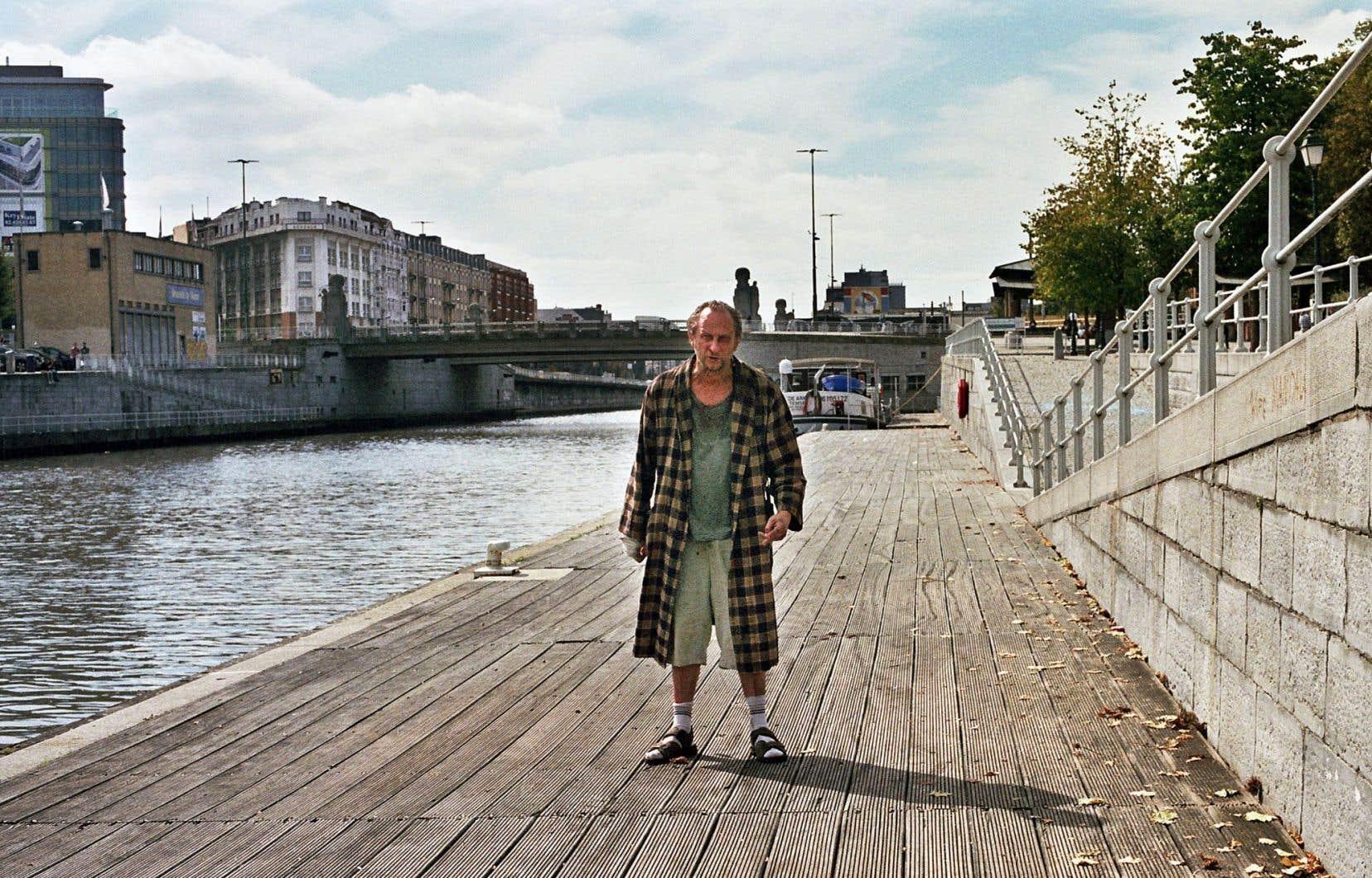 Dans le nouveau film de Jaco Van Dormael, l'étonnant Benoît Poelvoorde incarne…. Dieu!