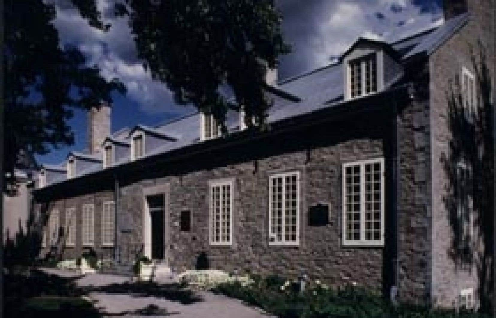 Source Musée du Château Ramezay