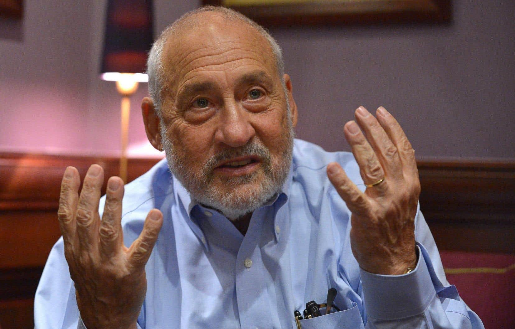 Dans son nouveau livre, «La grande fracture», Joseph Stiglitz se veut critique, sans pourtant sombrer dans le fatalisme.