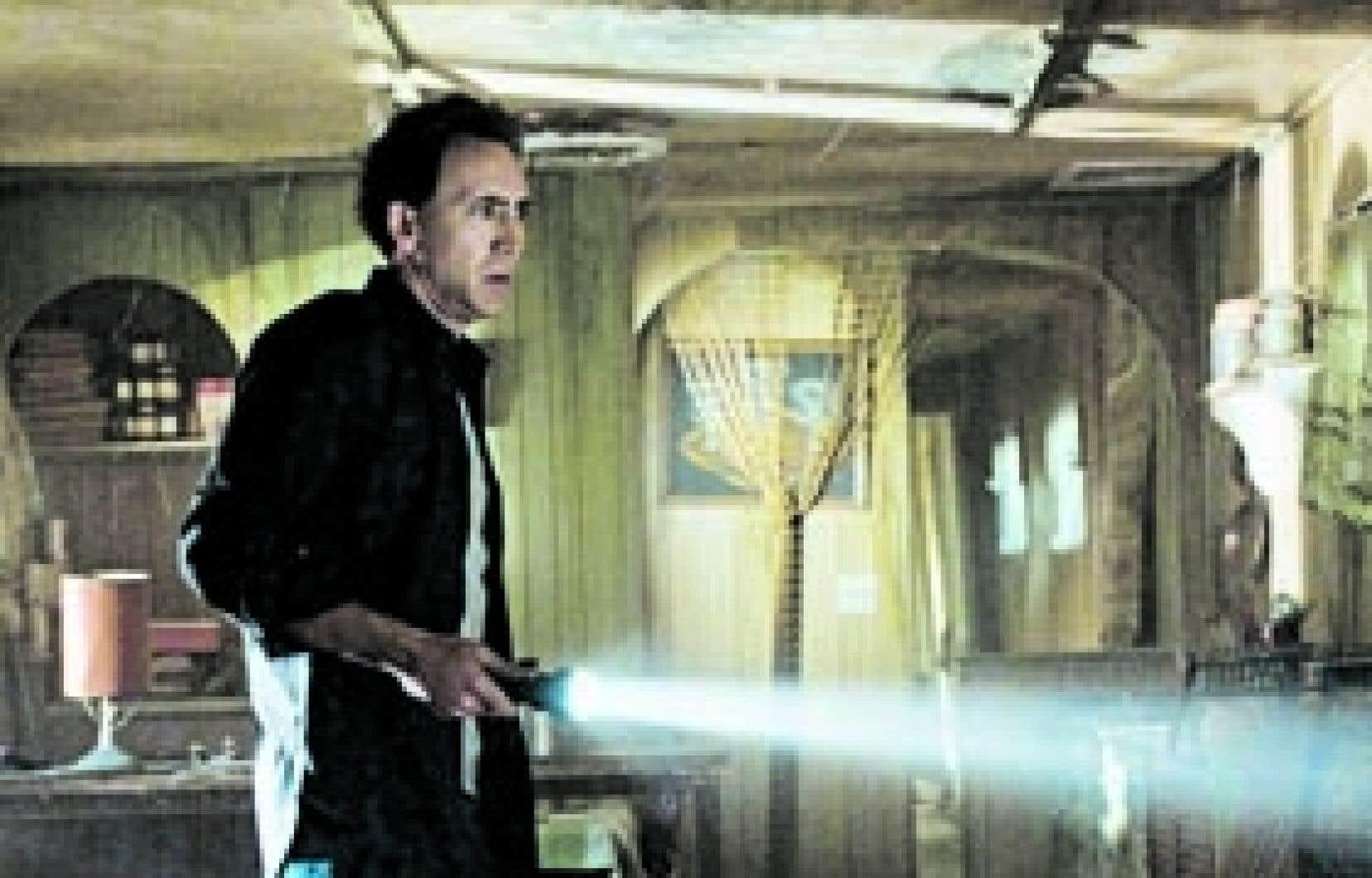 Nicolas Cage dans Prédictions