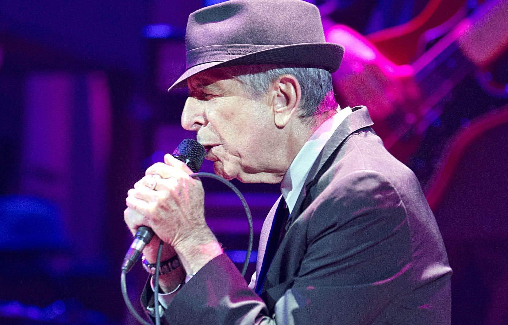 Les données publiées lundi montrent que les Allemands sont nombreux à chanter «Hallelujah» de Leonard Cohen.
